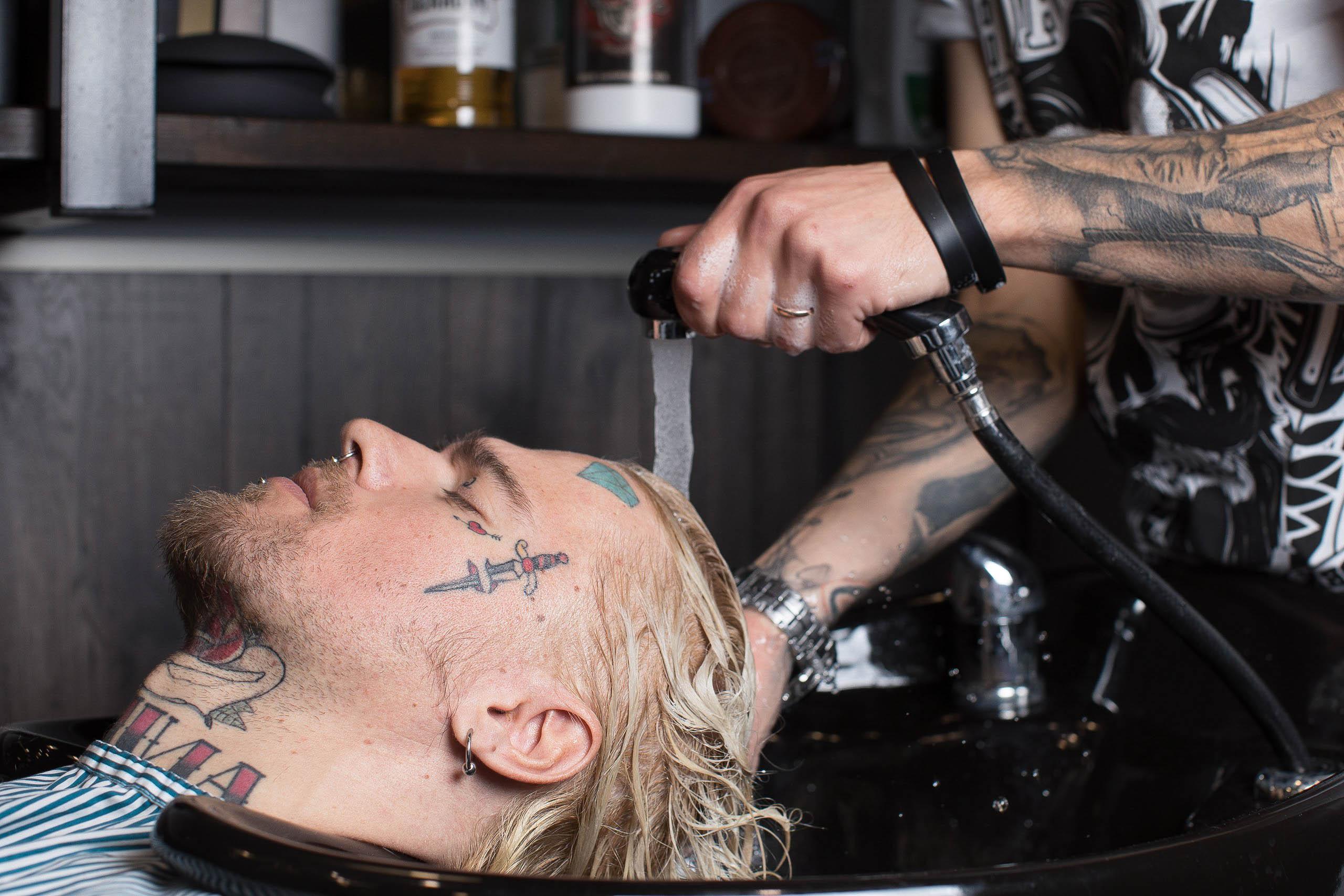 уход волосами барбершоп ошибки