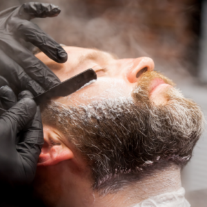 бритье, королевское, опасная бритва